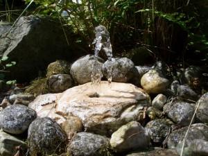 Gartenbrunnen 2